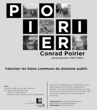 Semaine de la liberté d'expression 2019 : Atelier remix et domaine public