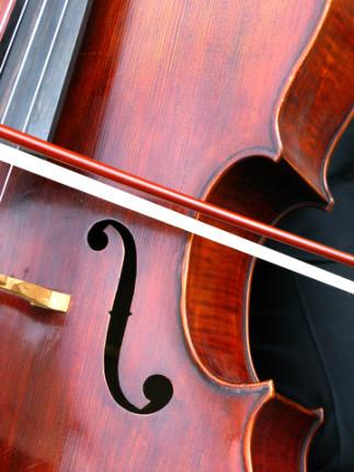 Récital de violon (fin maîtrise) - Julien Oberson