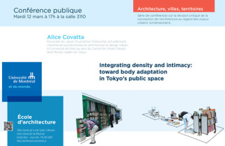 Alice Covatta sur l'intégration de la santé au design urbain