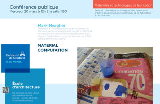 Materiel Computation avec Mark Meagher