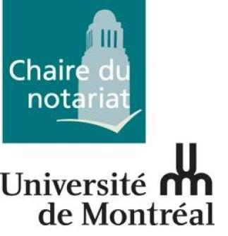 17e Conférence Roger-Comtois : Mariages dits prédateurs et relations apparentées : entretien sur le droit québécois à la lumière de solutions canadien