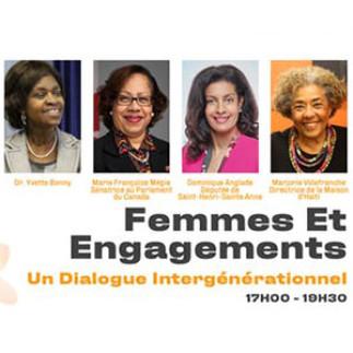 Femmes et engagements: un dialogue intergénérationnel
