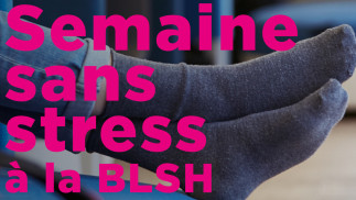 Semaine sans stress à la BLSH : Yoga du rire