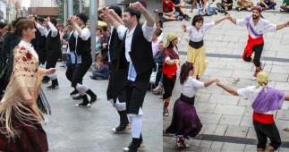 Atelier de danses catalanes: 'jota ebrenca' et 'ball rodó dels Pirineus'