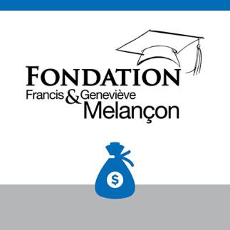 Bourses de la Fondation Melançon