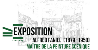 Exposition   Alfred Faniel (1879-1950) : maître de la peinture scénique