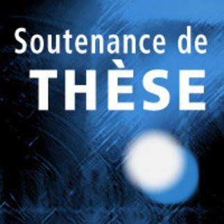 Soutenance de thèse de Katrine Roussel