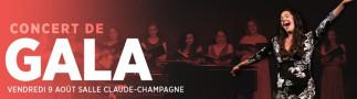 Festival d'Art Vocal de Montréal - CONCERT DE GALA