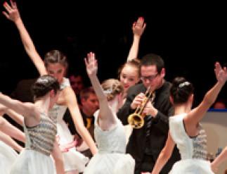 Big Band de l'Université de Montréal - Ellington, The Nutcracker Suite