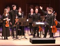 Concert de l'Ensemble de musique contemporaine