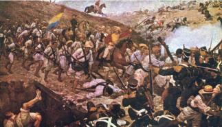 L'Amérique latine après l'indépendance