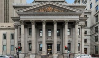 Groupe 5 – Visite commentée en plein air : l'architecture des banques à Montréal