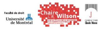 Cycle de conférences 2019-2020 de la Fondation Claude Masse : Les erreurs de prix en ligne