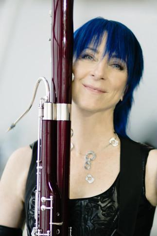 Cours de maître en basson avec Nadina Mackie-Jackson
