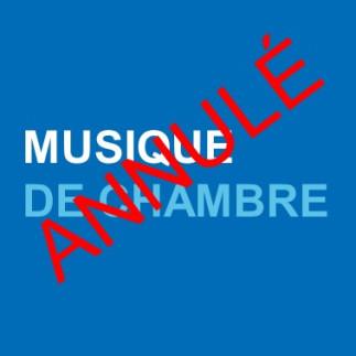 ANNULÉ - Récital de musique de chambre – Classe de Jutta Puchhammer-Sédillot