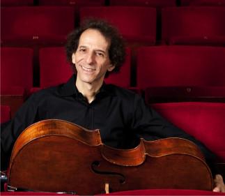 Cours de maître en violoncelle avec Colin Carr