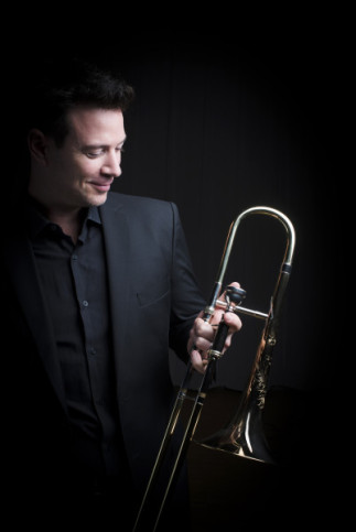 Cours de maître avec Gordon Wolfe, trombone solo du Toronto Symphony Orchestra