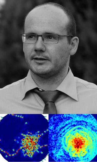 Études expérimentales de cristaux coulombiens bidimensionnels dans les plasmas: ondes et instabilités - Lénaïc Couedel (USaskatchewan)