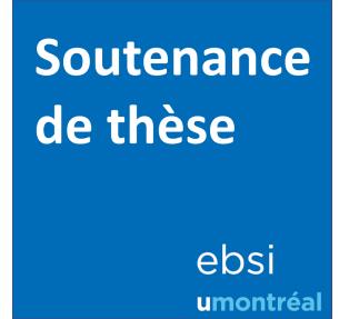Soutenance de thèse de Simon Olivier Côté-Lapointe