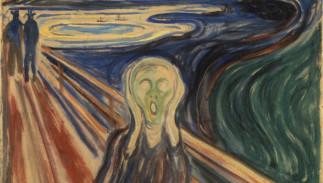 Deux heures, une oeuvre : Le cri d'Edvard Munch