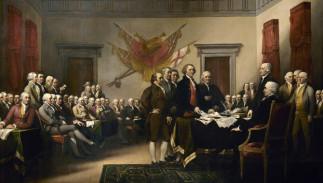 Les États-Unis de la colonisation à la fin de la reconstruction : naissance et affirmation d'une nation
