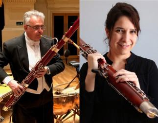 Atelier de fabrication d'anches de basson et lecture de quatuors de bassons brésiliens