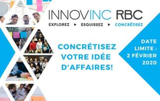 Concours entrepreneurial Innovinc RBC