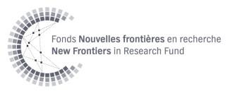 Webinaires - Fonds Nouvelles frontières en recherche
