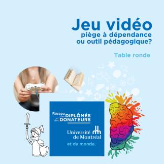 Jeu vidéo: piège à dépendance ou outil pédagogique?