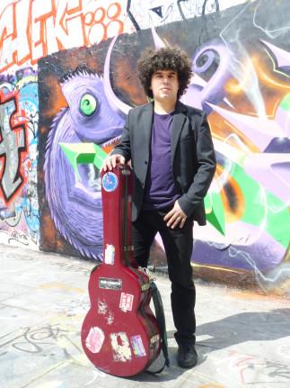 Cours de maître en guitare avec Judicaël Perroy