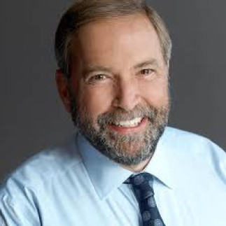 Thomas Mulcair, U. de Montréal : « So far away from Frisco »