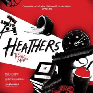 «Heather - Le thriller musical»