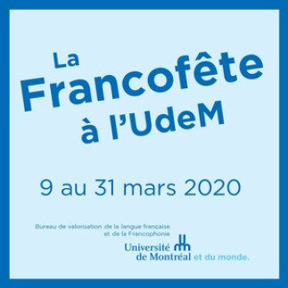 Popote de la Francofête