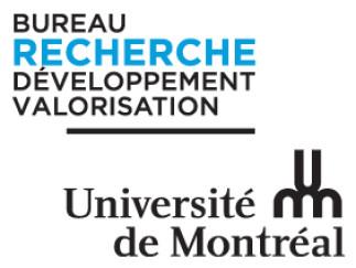 Présentation du concours Relève Professorale FRQSC