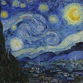 Deux heures, une oeuvre : «La Nuit étoilée» de Vincent Van Gogh