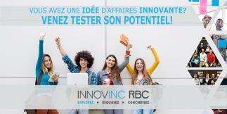 Vous avez une idée d'affaires innovante? Venez tester son potentiel!