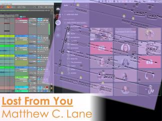 Matthew Lane au Colloquium d'études supérieures en composition et création sonore