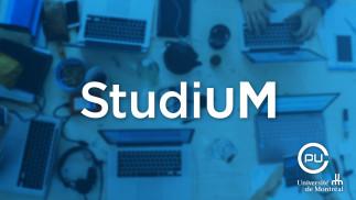 Communiquer les résultats des évaluations  Carnet de notes de StudiUM(1/2)