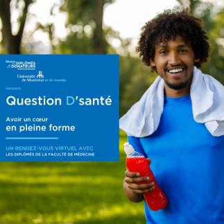 QUESTION D'SANTÉ | Avec Dr Martin Juneau et Valérie Guilbeault