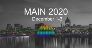 MAIN 2020 - Montréal Intelligence Artificielle & Neuroscience