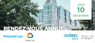 Rendez-vous annuel Québec BVI présenté par Google