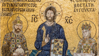 L'Empire byzantin, carrefour entre les mondes