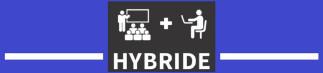 Les cours hybrides : articuler ensemble des contenus synchrones et asynchrones pour bonifier son enseignement.