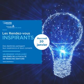 LES RENDEZ-VOUS INSPIRANTS | Des diplômés passionnés et inspirants