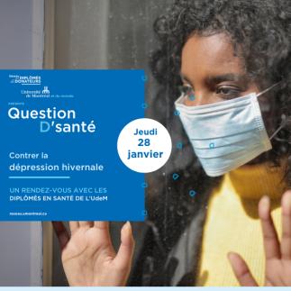 QUESTION D'SANTÉ | Avec Dre Mélissa Généreux et Christine Genest