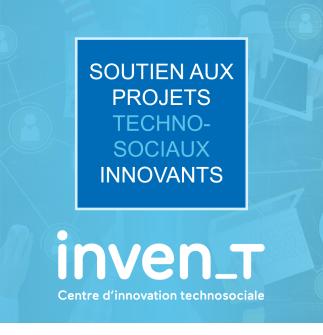 Webinaire 3e concours du Programme de soutien aux projets technosociaux innovants