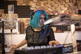 Barbara Finck-Beccafico au Colloquium d'études supérieures en composition et création sonore