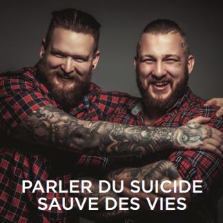 Midi-conférence | Parler du suicide sauve des vies