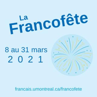 Bols et bolles – Édition spéciale de la Francofête