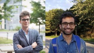 Séminaires RQMP du lundi: Jacques Lengaigne (ETS) et Sidhartha Dash (UdeS)